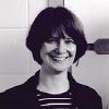 Dr Alison Murray Black White Profile