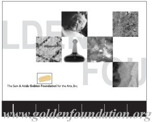 Golden Foundation Header