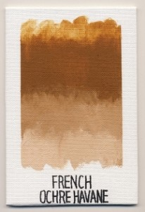 Williamsburg Handmade Oils French Ochre Havane