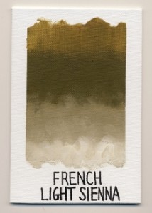 Williamsburg Handmade Oils French Light Sienna