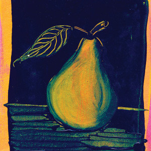 Subtractive Pear: OPEN Acrylics
