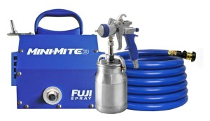 "Fuji Spray Systems ""Mini-Mite"" HVLP Setup"