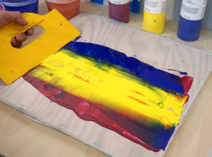 Casting-an-acrylic-skin-by-spreading-Fluid-Acrylics-on-a-plastic-sheet.image2-copy