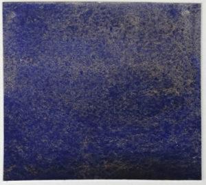 Chromatic black mixed from QoR Ultramarine Blue and Transparent Pyrrole Orange