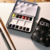 The GOLDEN QoR Mini Travel Set
