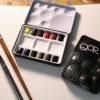 The GOLDEN QoR Mini Travel Set